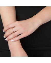 Lulu Frost | Metallic Code 18kt Palm Ring | Lyst