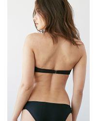 Forever 21 - Black Twist-front Multi-wear Bikini Top - Lyst
