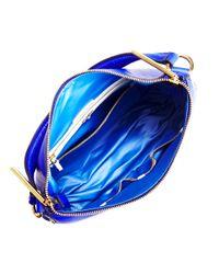 Henri Bendel - Blue Debutante Hobo - Lyst