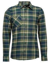 Volcom | Green Pablo Shirt for Men | Lyst