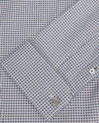 Ted Baker - Black Debonair Geo Print Shirt for Men - Lyst