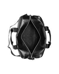BOSS Green - Black 'Permot' | Weekender Bag With Detachable Shoulder Strap for Men - Lyst