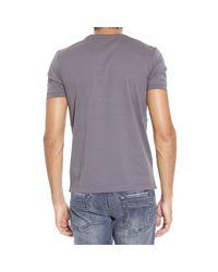 Fendi | Gray T-shirt for Men | Lyst