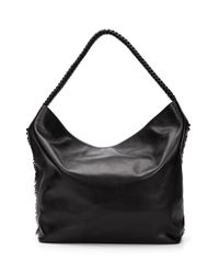 Nada Sawaya - Black Scale Shoulder Bag - Lyst
