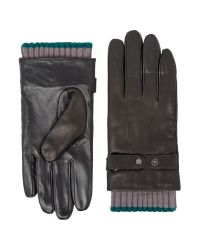 Ted Baker | Black Gloves for Men | Lyst