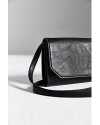 Kimchi Blue | Black Mini Envelope Shoulder Bag | Lyst