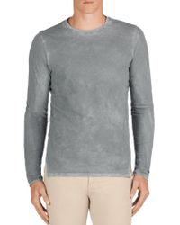 J Brand | Gray James Crew for Men | Lyst