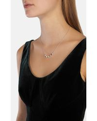 Karen Millen | Metallic Arrow Necklace | Lyst