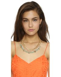 Adia Kibur | Multicolor Anne Necklace - Pink Multi | Lyst