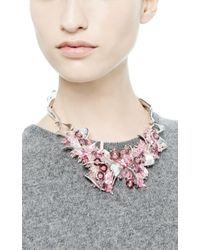 Heaven Tanudiredja - Pink Two Bodies Necklace - Lyst