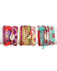 Hipanema | Multicolor Amor Bracelet | Lyst