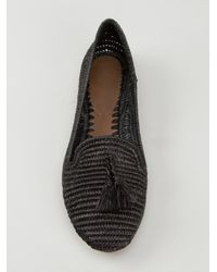 Carrie Forbes - Black Suite Loafer - Lyst