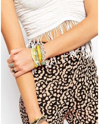 Hipanema | Yellow Aloha Friendship Bracelet | Lyst