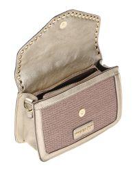 Mugler - Metallic Cross-body Bag - Lyst