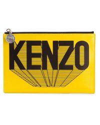 KENZO - Pink '' Clutch - Lyst