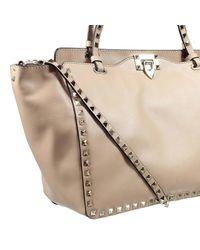 Valentino | Natural Handbag | Lyst