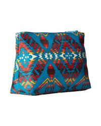 Pendleton | Blue Canopy Canvas Cosmetic Case | Lyst