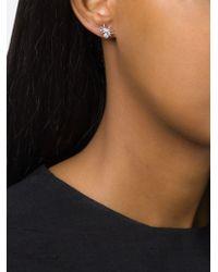 Wouters & Hendrix - Metallic Spider Diamond Stud Set Of Earrings - Lyst