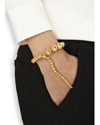 Paula Mendoza - Metallic Joos Gold-plated Bracelet - Lyst