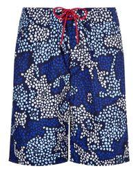 Victorinox - Blue Island Swimming Shorts for Men - Lyst