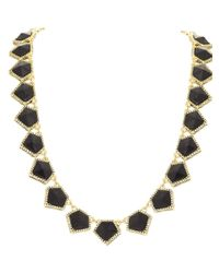 House of Harlow 1960 | Black Jewels Of Java Necklace | Lyst