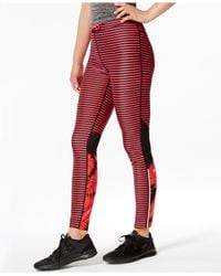 Roxy | Red Relay Training Pants | Lyst