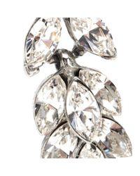 Ben-Amun - Metallic Peacock Crystal-embellished Earrings - Lyst
