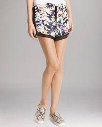 Dolce Vita | Multicolor Shorts Inka Floral Silk | Lyst
