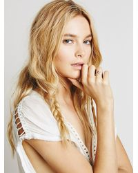 Free People - Red Ono Jewelry Womens De Orbuim Ring - Lyst