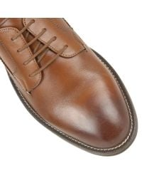 Frank Wright | Brown Merton Mens Lace-up Shoes for Men | Lyst