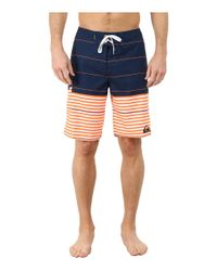 Quiksilver | Blue Everyday Prints Boardshorts for Men | Lyst
