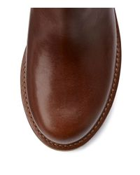 Tory Burch - Brown Foster Bootie - Lyst