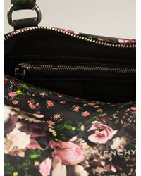 Givenchy - Multicolor Floral Print Pandora Shoulder Bag - Lyst