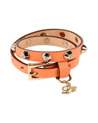 DSquared² | Orange Bracelet | Lyst