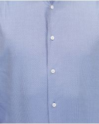 Zara | Blue Oxford Shirt for Men | Lyst