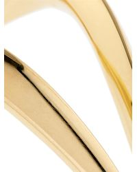 Shaun Leane - Yellow-Gold V Ring - Lyst
