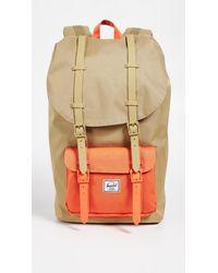cbbb9b24e26 Herschel Supply Co. Little America Backpack for Men - Lyst