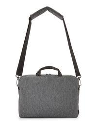 "Incase - Gray City 13"" Briefcase for Men - Lyst"