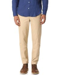 Lacoste | Multicolor Slim Fit Classic Chinos for Men | Lyst