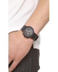 Braun - Black Classic Chronograph Watch for Men - Lyst