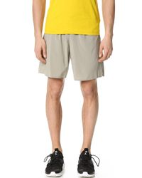 Porsche Design - Gray Spa Shorts for Men - Lyst
