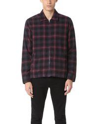 Obey | Black Bristol Jacket for Men | Lyst