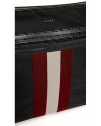 Bally - Black Currios Messenger Bag for Men - Lyst