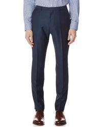 HUGO - Blue Alons Henrin Suit for Men - Lyst