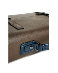 Ted Baker - Brown Country Briefcase for Men - Lyst