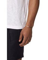Miansai - Metallic Nyx Cuff for Men - Lyst