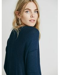 Free People - Blue We The Free Ventura Thermal - Lyst