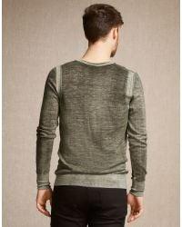 Belstaff - Green Audley Jumper for Men - Lyst