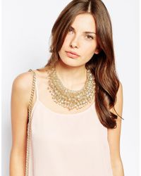 ALDO | Metallic Infante Necklace | Lyst