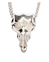 H&M | Metallic Long Necklace for Men | Lyst